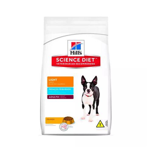 Ração Hills Science Diet Para Cães Adultos Raças Pequenas E Mini De 7 A 10 Anos