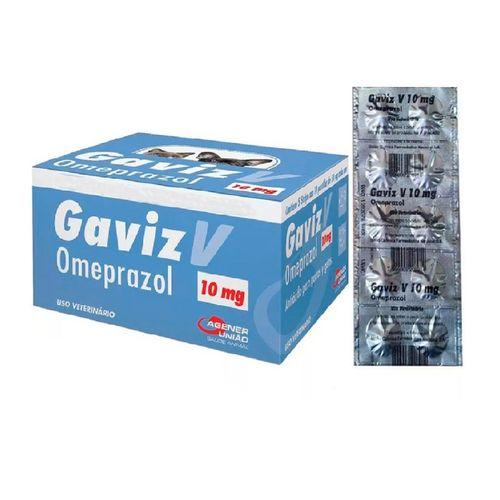 Antiácido Agener União Gaviz V Omeprazol - 10 mg