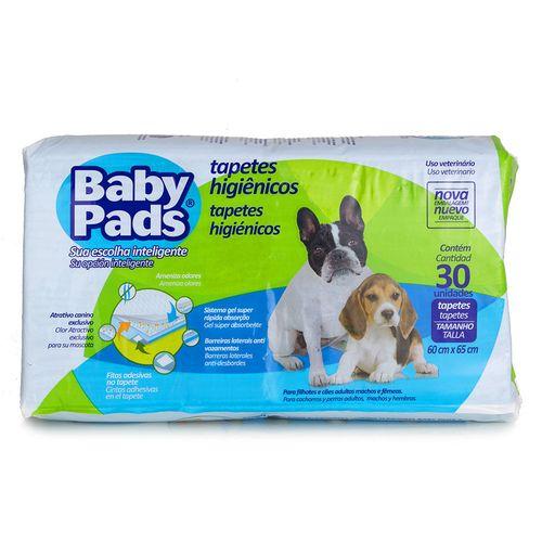 Tapete Higiênico Baby Pads Petix - 60X65 cm
