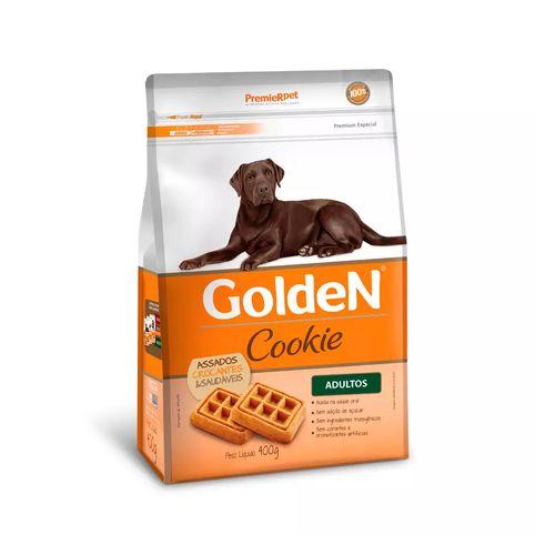 Cookie Golden Cães Adultos