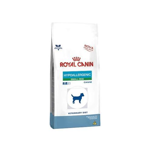 Ração Royal Canin Hypoallergenic Small Dog - 2Kg