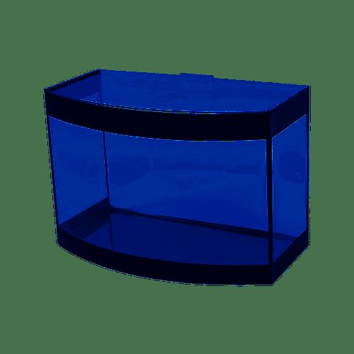 Aquário Curvo - 13 Litros