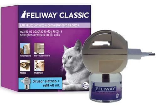 Feliway Difusor+Refil 48ml