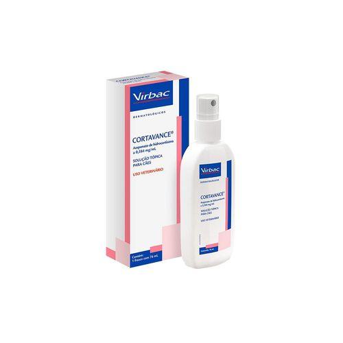 Anti-Inflamatório Virbac Cortavance Spray