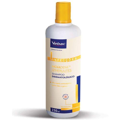 Shampoo Dermatológico Virbac Hexadene Spherulites