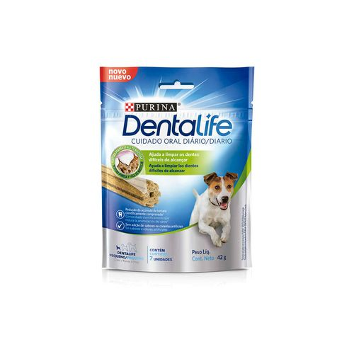 Snack Dentalife Para Cães Raças Pequenas