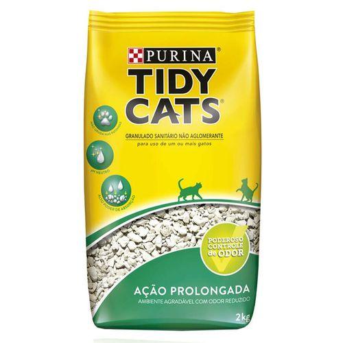 Areia Higiênica Nestlé Purina Tidy Cats para Gatos