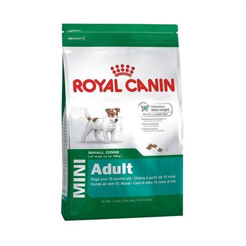 Ração Royal Canin Mini Adult para Cães Adultos de Raças Pequenas