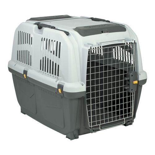 Caixa Transportadora United Pets Skudo 5 Cinza