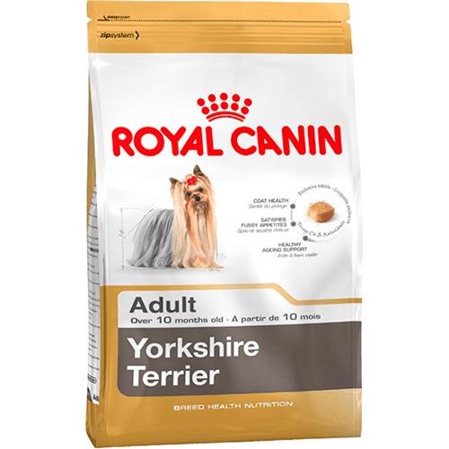Ração Royal Canin Raças Específicas Yorkshire Adulto