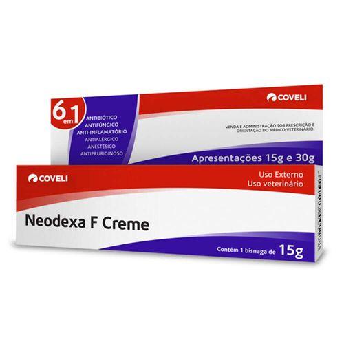 Antibiótico Coveli em Creme Neodexa