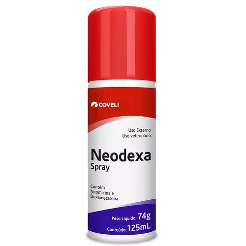 Antibiótico Coveli em Spray Neodexa