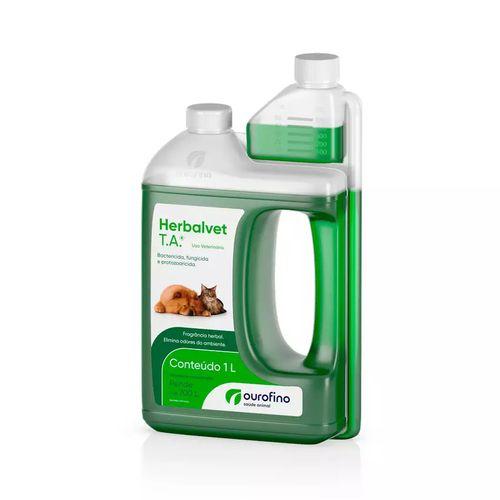 Desinfetante Bactericida Herbalvet Ourofino