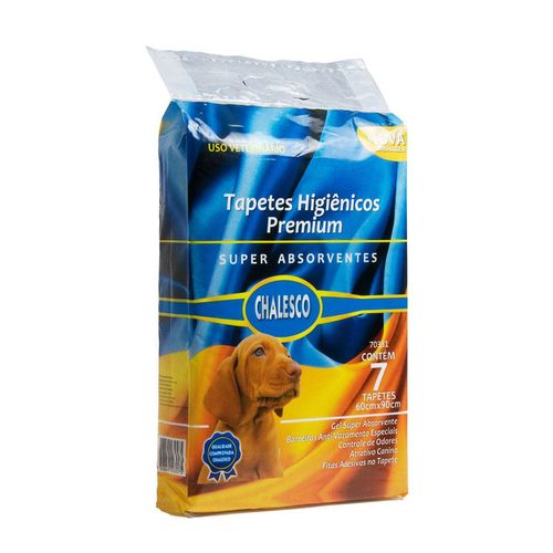 Tapete Higiênico Chalesco Premium - 60X90 cm