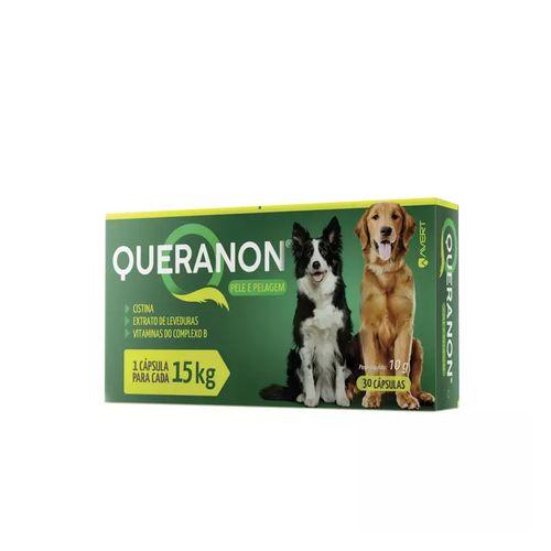 Suplemento Alimentar Avert Queranon para Cães - 1 Cápsula para cada 15 Kg