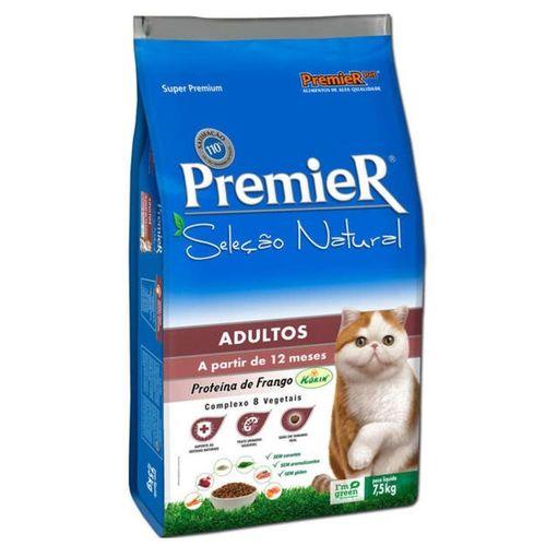 Ração Premier Seleção Natural para Gatos Adultos