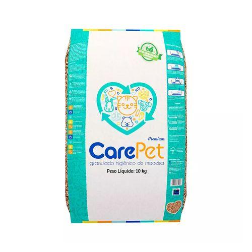 Granulado De Madeira Care Pet