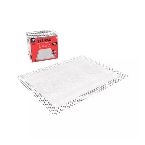 Tapete Higiênico Zee Pad Branco - 60X80 cm