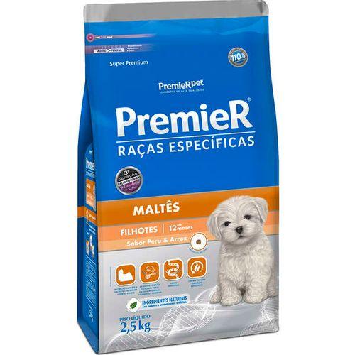 Ração Premier Pet Raças Específicas Maltês Filhote
