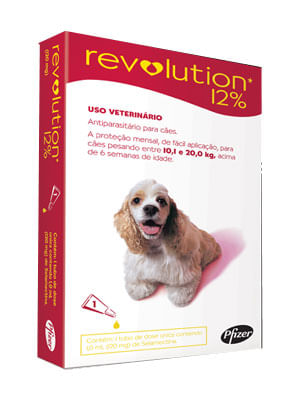 Revolution 12% 10 - 20 kg