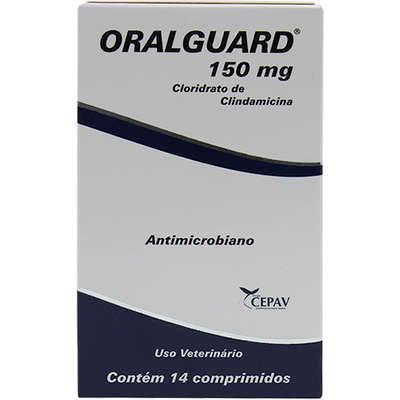 Antimicrobiano Cepav Oralguard