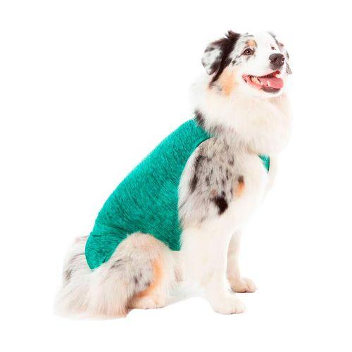 Roupa Cirúrgica Pet Med Duo Dry Regular Verde para Cães