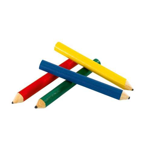 Conjunto de Lápis Colorido Roedores