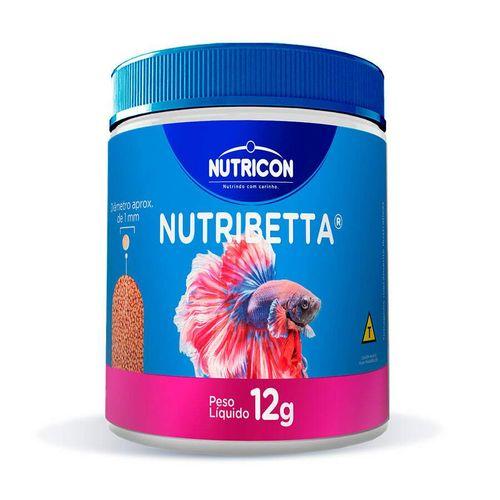 Ração Nutribetta Nutricon para Peixes