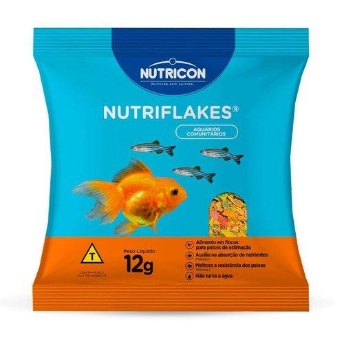 Ração Nutricon Nutriflakes para Peixes