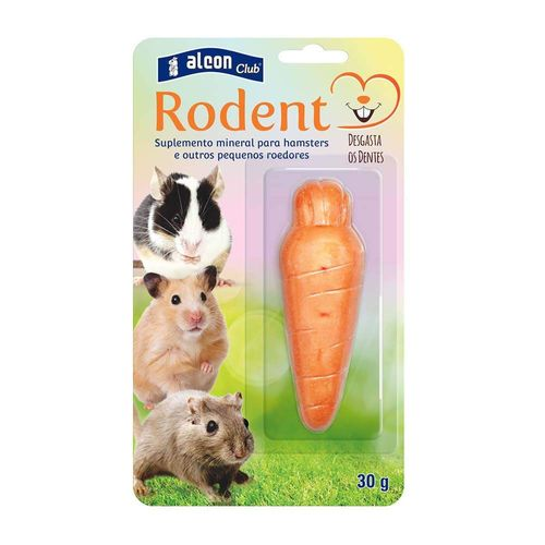 Suplemento Mineral Alcon Rodent Hamster