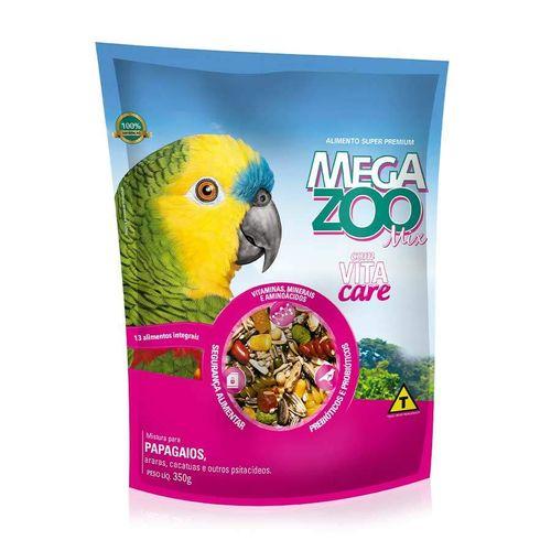 Ração Megazoo Mix para Papagaios