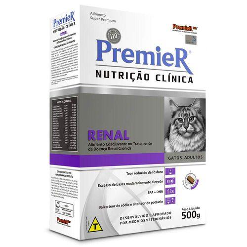 Premier Renal Ração Nutrição Clínica para Gatos Adultos