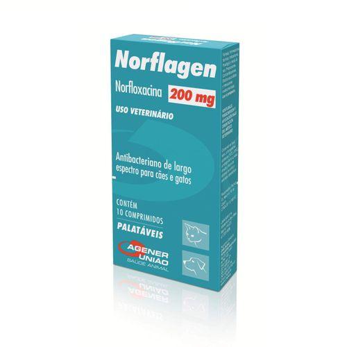 Antibacteriano Norflagen Agener União