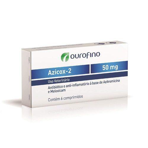 Antibiótico e Anti-Inflamatório Azicox Ourofino