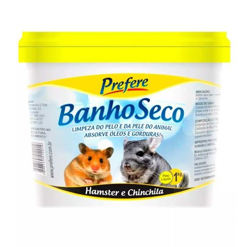 Banho Seco Prefere