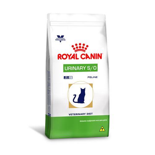 Ração Royal Canin Veterinary Urinary Gatos Adultos