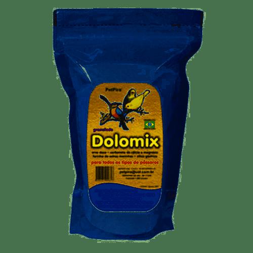 Ganulado Dolomix para todos os tipos de pássaros