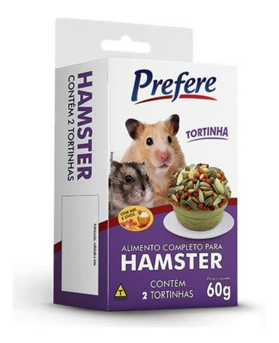 Tortinha Hamster