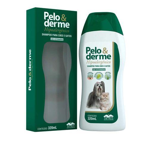 Shampoo Pelo e Derme Vetnil Hipoalergênico