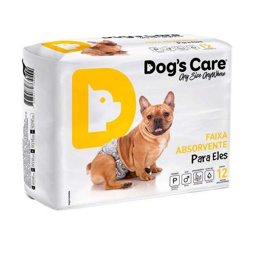Fralda Dogs Care Cães Machos Eco
