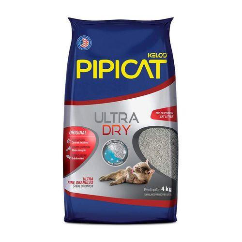 Areia Pipicat Ultra Dry para Gatos