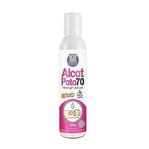 Álcool Gel Alcat Patas de Pets