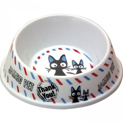 Comedouro Jambo para Gatos Cat Branco