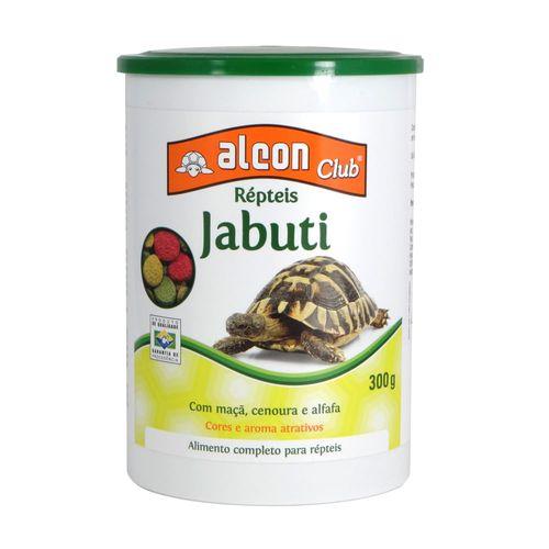 Ração Alcon Club Répteis Jabuti