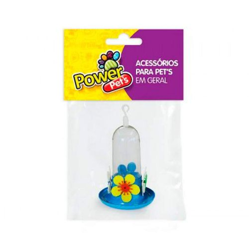 Bebedouro com Bandeja Power Pets para Beija Flor