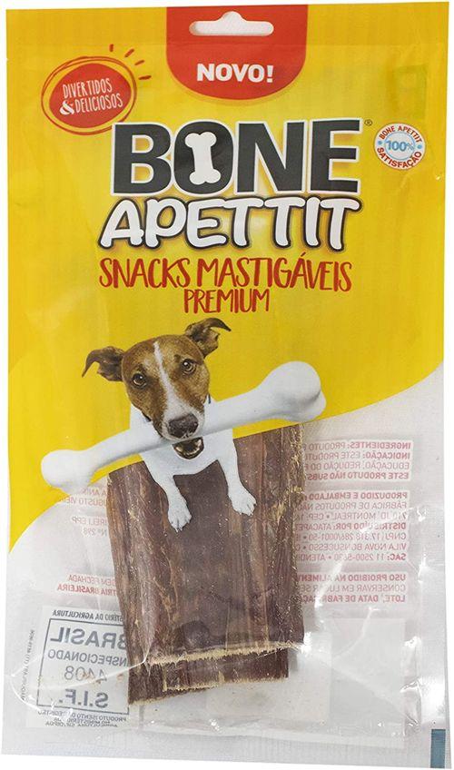 Bone Apettit Chips Bovino com 5 Unidades