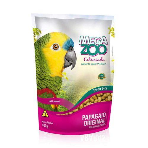 Ração Extrusada Megazoo para Papagaio Large