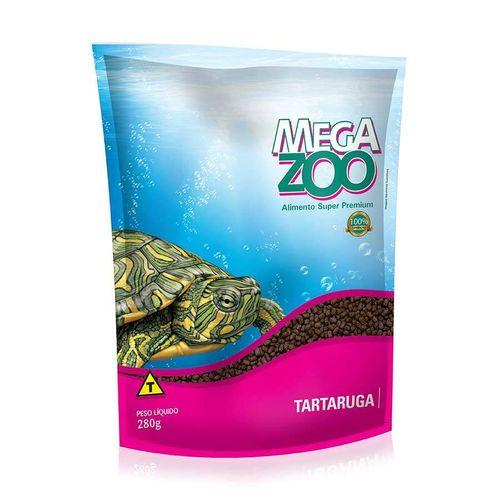 Ração Extrusada Megazoo para Tartarugas