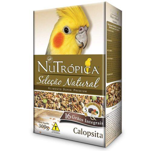 Ração Nutrópica Seleção Natural para Calopsita