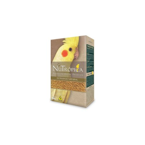 Nutropica Calopsita Natural